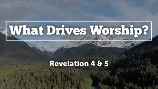 What Drives Worship?