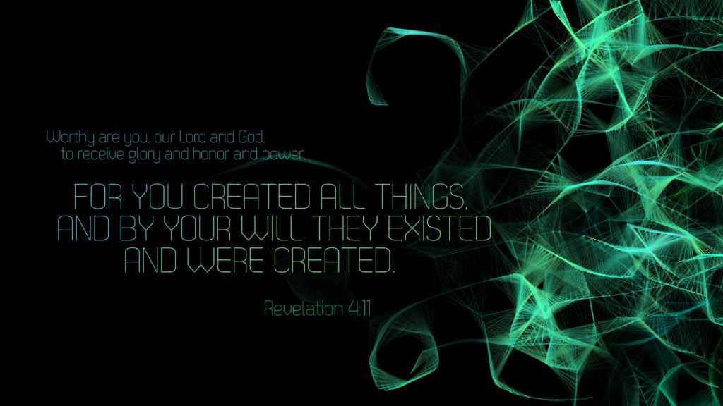 Revelation 4:11 large preview