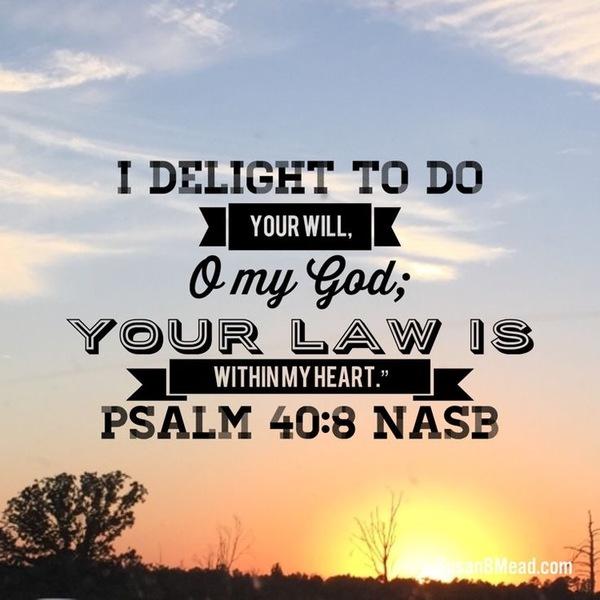 "Psalm 40: ""David is Delivered"""