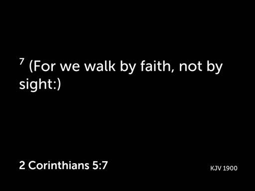 Levels of Faith