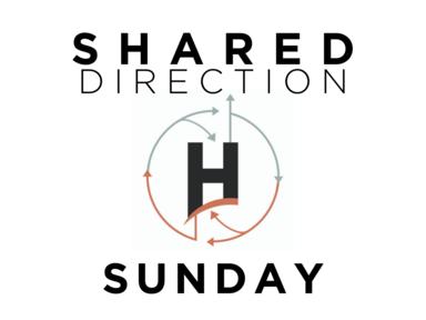 Shared Direction Sundays