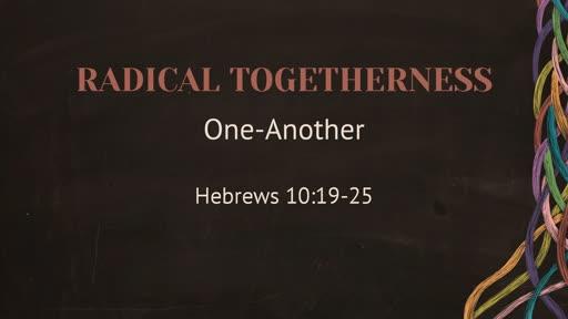 September 8, 2019 - Radical Togetherness - 11:00