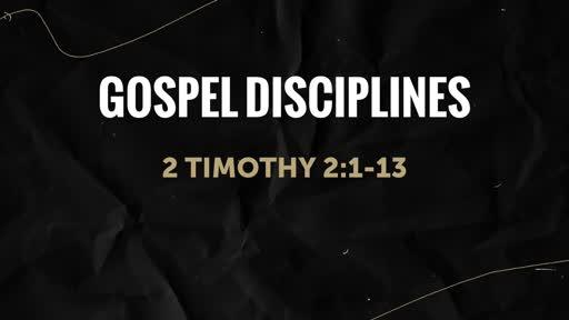 Gospel Disciplines