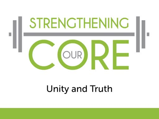 Strenghen Our Core