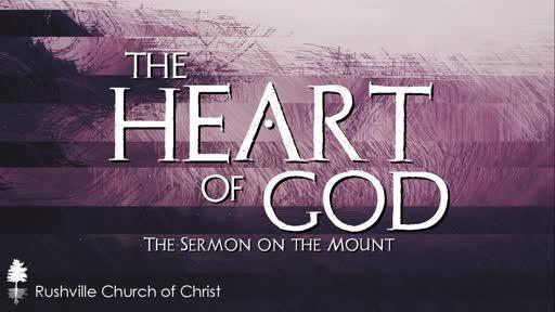 "9/8/2019 The Heart of God: ""The Inevitable Rain"" Jason Triplett"
