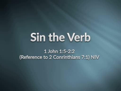 Sin The Verb
