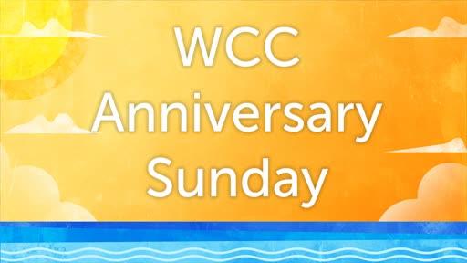 WCC 2019-09-08 Service 10:30