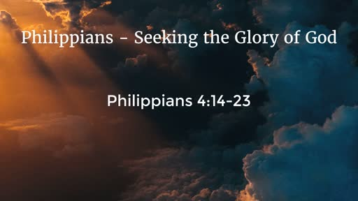 Faithfulness in Giving