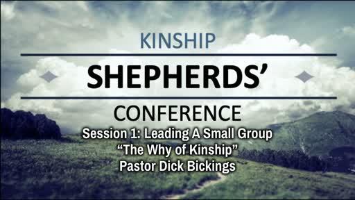 Kinship Shepherd's Conference