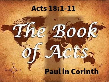 9/8/2019 Paul in Corinth