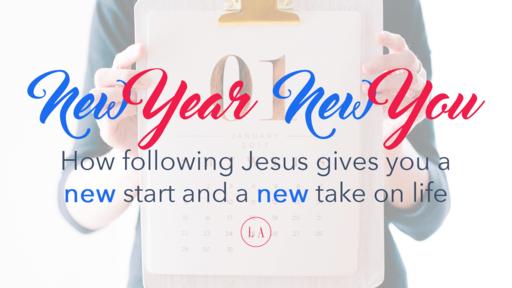 New Purpose - Glorify God