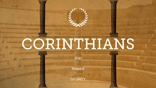 1 Corinthians 1: Disunity in the Church