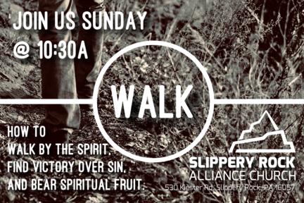 Walk in Faithfulness