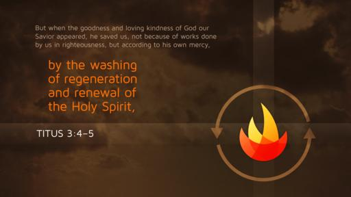 Titus 3:4–5 verse of the day image