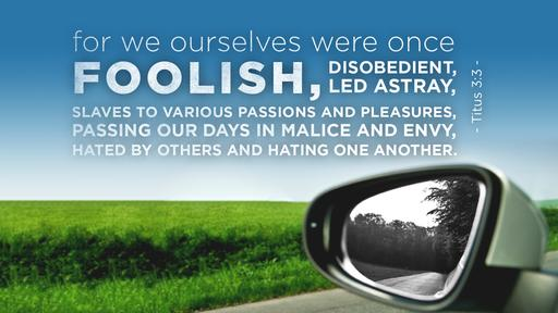 Titus 3:3 verse of the day image