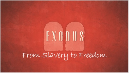 A Journey Through the Old Testament - Exodus