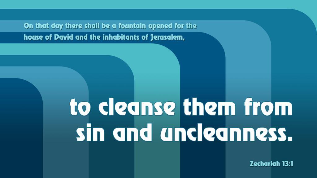 Zechariah 13:1 large preview