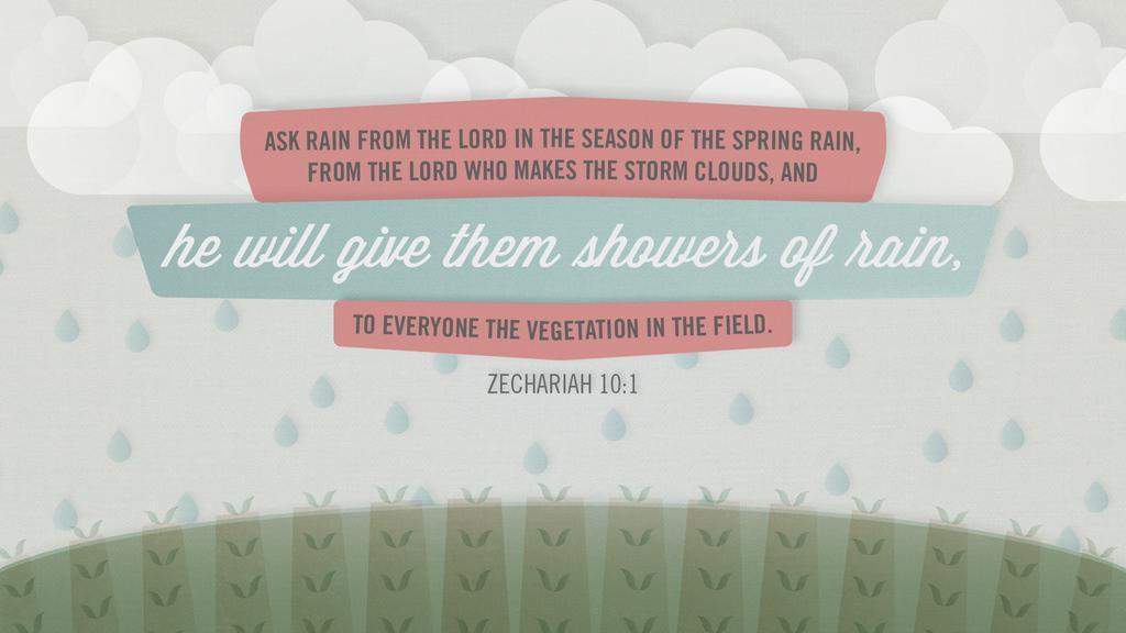 Zechariah 10:1 large preview