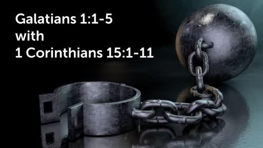 Once a Slave: Galatians