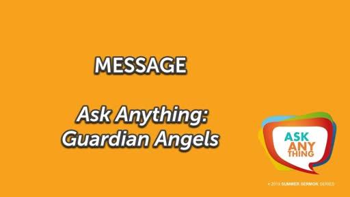 Saturday Service    Angels- Guardian