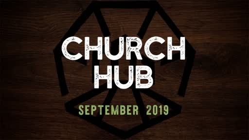 Church Hub 15 Sep 2019