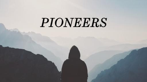 Pioneers | Week 3: Israelites