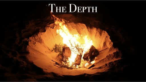 "9/15/2019 ""The Depth"" Jason Triplett"