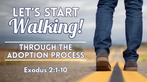 Through the Adoption Process- September 15, 2019