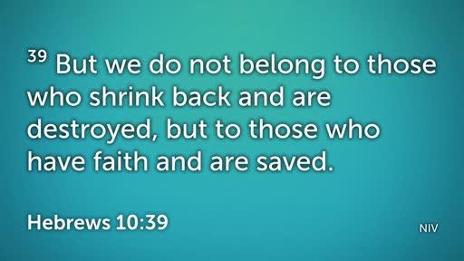 My Identity is My Faith