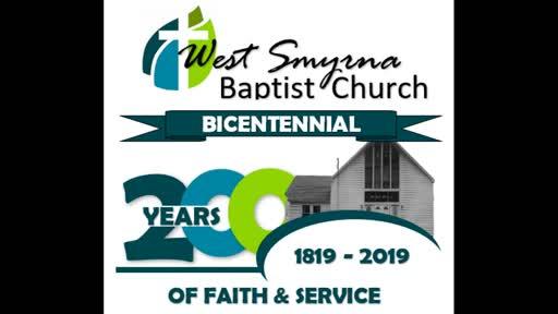 200th Anniversary-Sunday