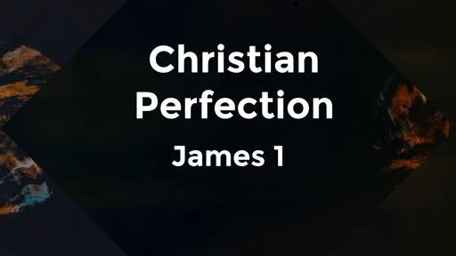 Christian Perfection