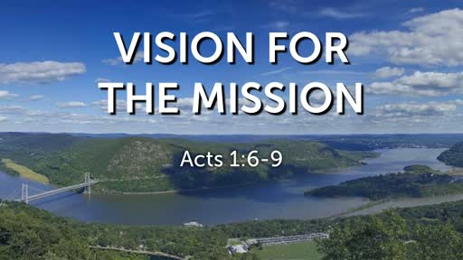 Vision for the Mission
