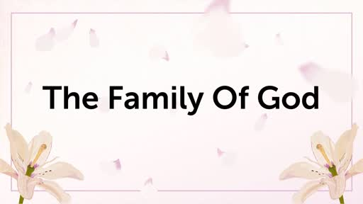 """PUTTING GOD FIRST"" Pastor Jim Smith 09/15/19"