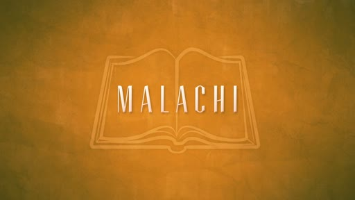 "Malachi Pt. 6 - ""The Problem of Evil"""