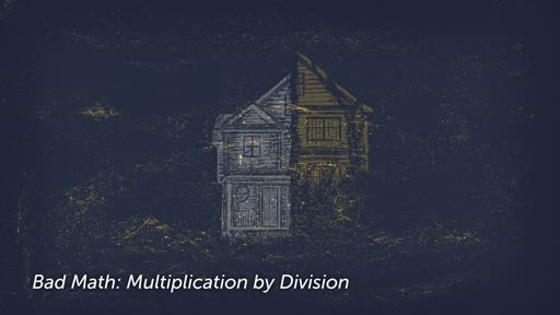 Multiplication By Division