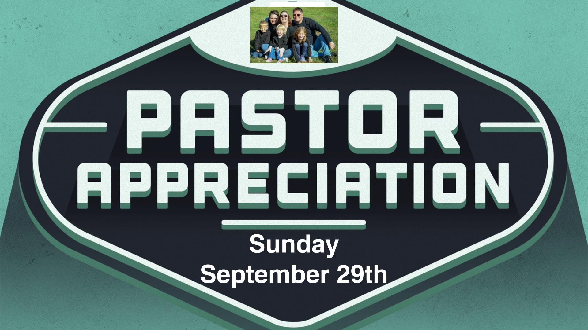Pastor Appreciation 19