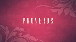 Proverbs 16x9 PowerPoint image