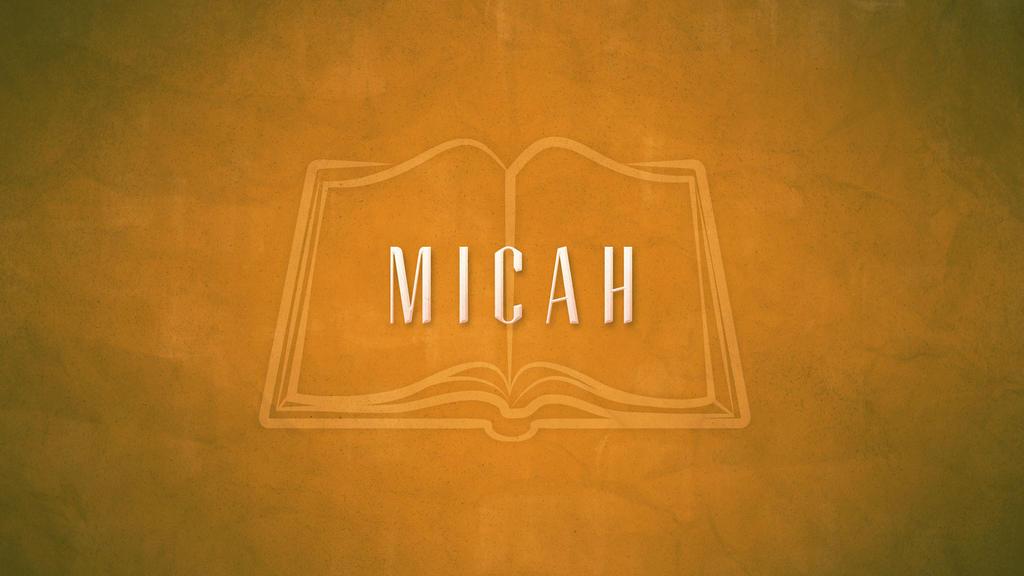 Micah large preview