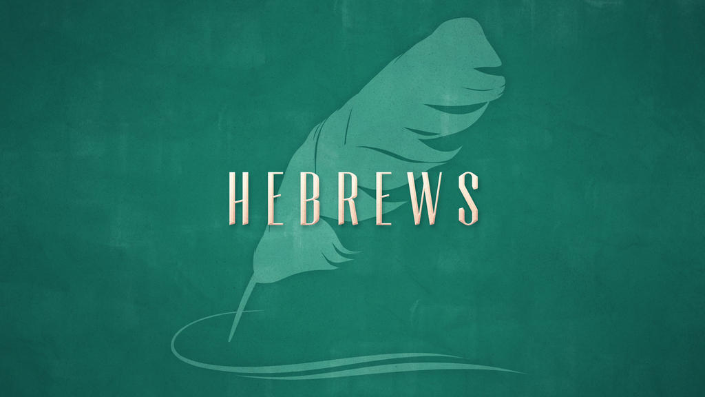 Hebrews large preview
