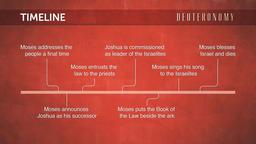 Deuteronomy  PowerPoint image 2