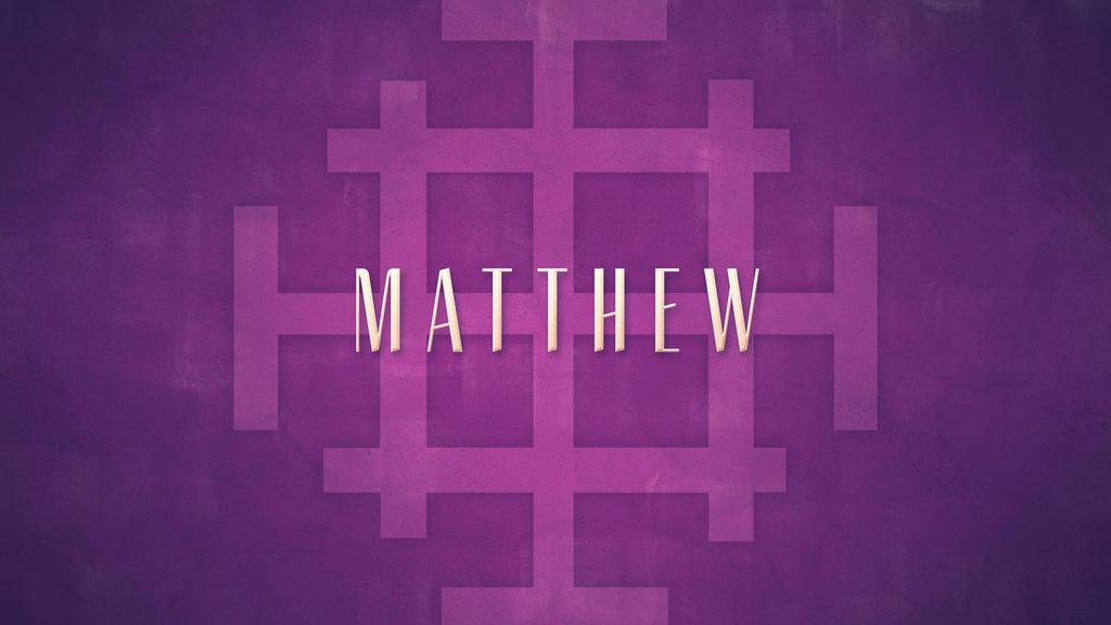 Matthew large preview