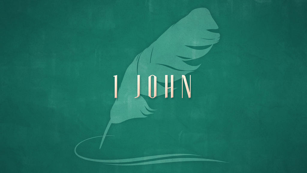 1 John large preview
