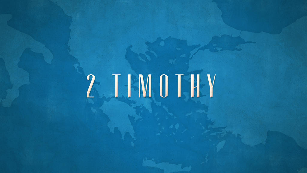 2 Timothy large preview