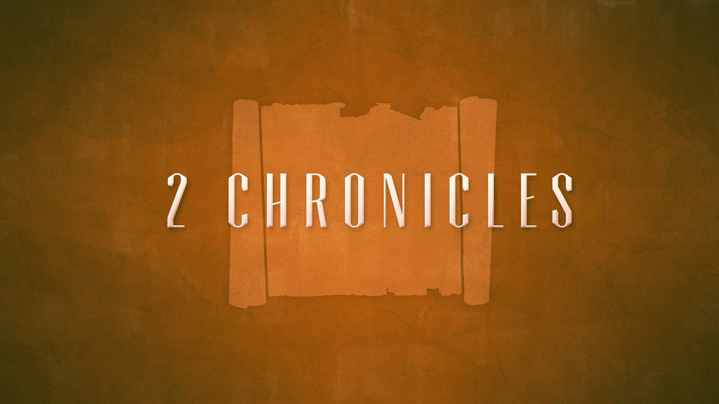 2 Chronicles large preview