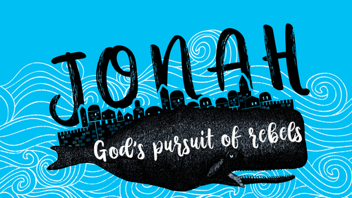 Jonah & God's Word (1of5)