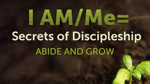 ABIDE AND GROW