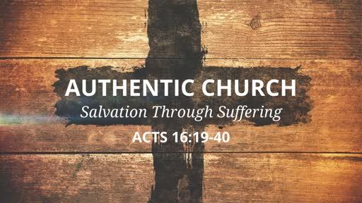 Salvation Through Suffering