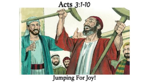 September 22, 2019 - Jumping For Joy!