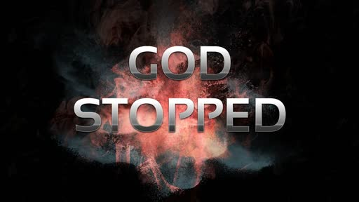 God Stopped - Week 2