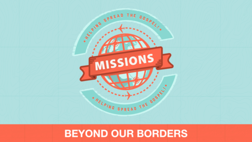 September 22nd, 2019 - Missions Month (Wk 2)